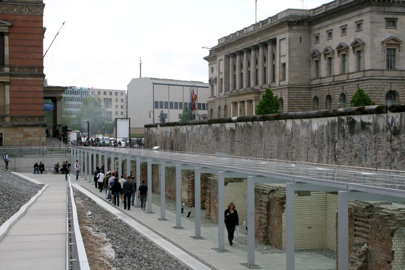 The terrain of the topography of terror